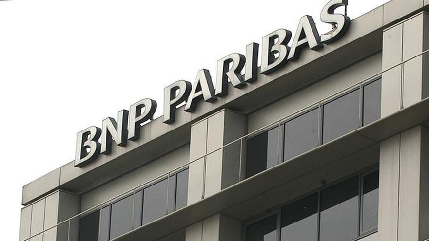 """La Fed multa con 246 millones de dólares a BNP Paribas por """"prácticas inseguras"""""""