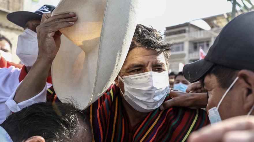Fujimori acepta el reto de debatir en la tierra de Castillo, su rival en Perú