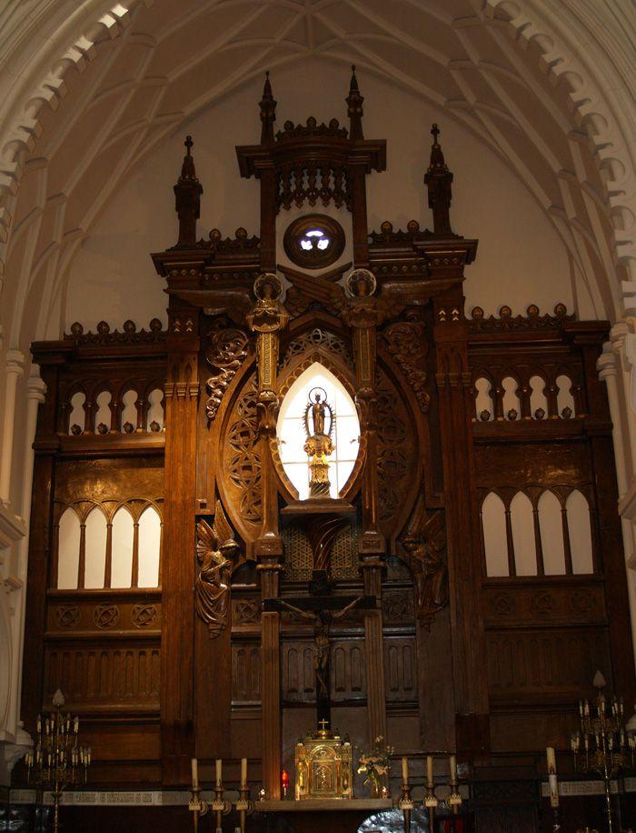 Otro de los retablos de la Buena Dicha | C. OSORIO