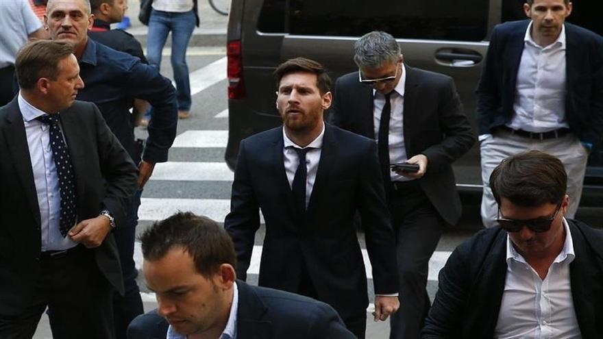 """Vecinos de Barcelona rechazan el """"mega-restaurante"""" de Messi en el Eixample y recogen firmas"""