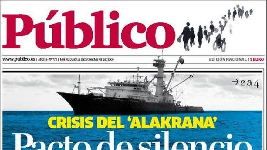 De las portadas del día (11/11/09) #9
