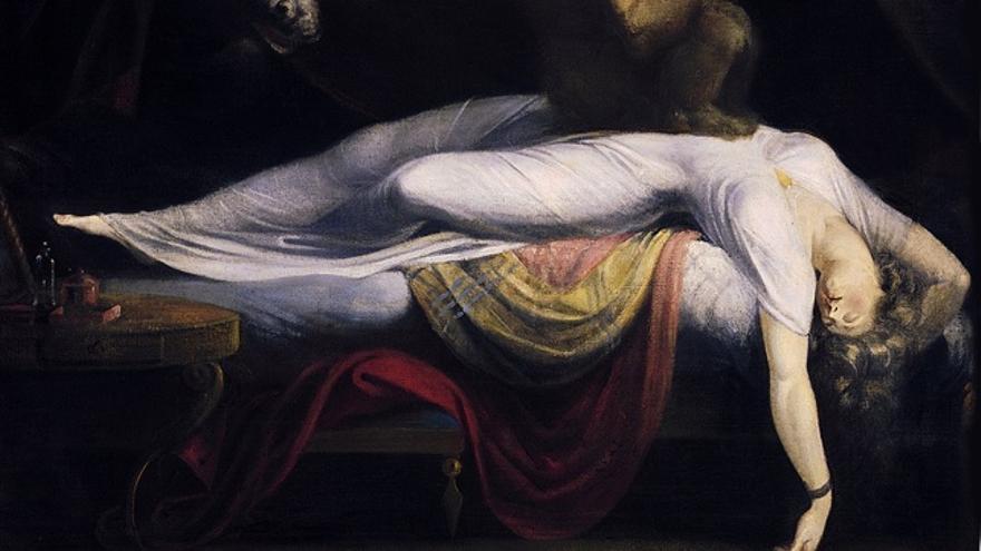 Parálisis del sueño o subida del muerto: ¿por qué se produce?