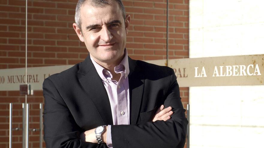 César Nebot, candidato de UPyD a la presidencia de la Región de Murcia