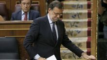 """Rajoy: """"El no gobierno tiene coste. Pasará una alta factura"""""""