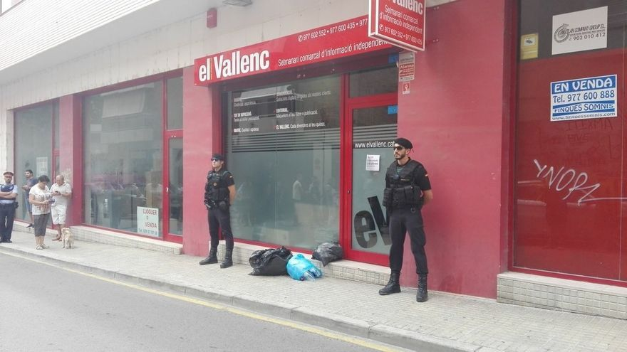 La Asociación Catalana de Prensa Comarcal pide respeto hacia 'El Vallenc'