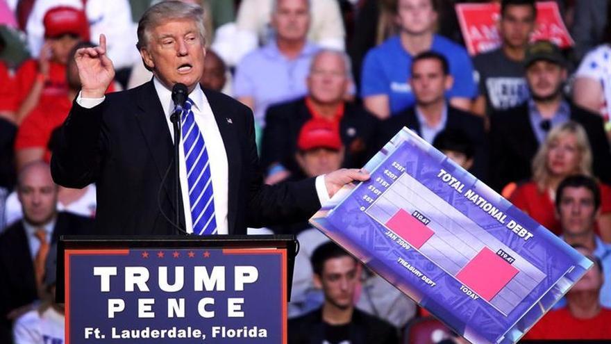El primer debate presidencial entre Clinton y Trump será el más visto de la historia