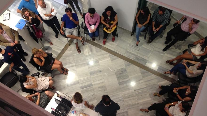 Espadas propone un plan de apoyo al emprendedor, con formación, financiación y una red pública de espacios