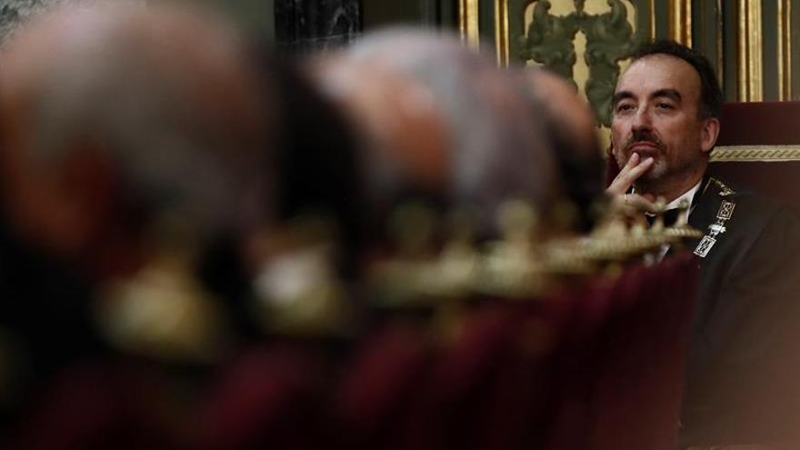 """El Poder Judicial convoca la plaza de Marchena tras la sentencia del """"procés"""""""