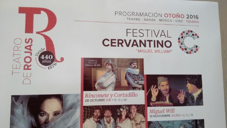 Festival Cervantino 'Miguel William'