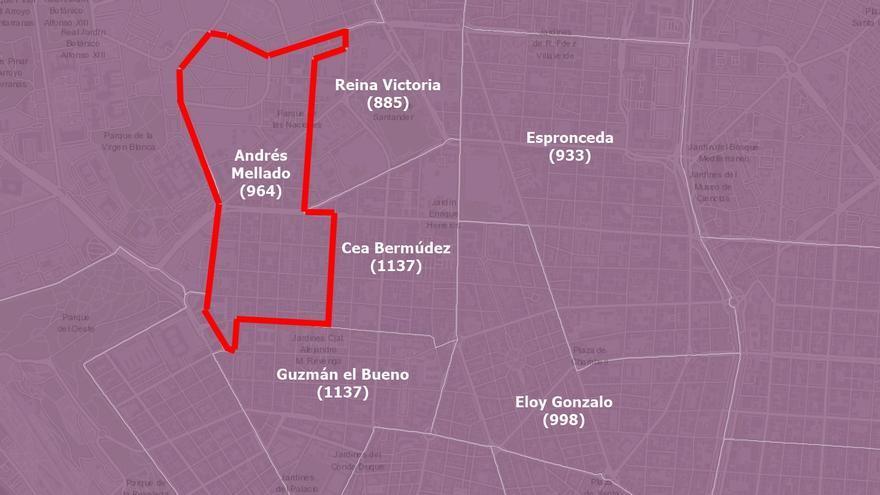 Chamberí lidera la tasa de Covid-19 de Madrid en plena tercera ola: consulta los casos por barrios