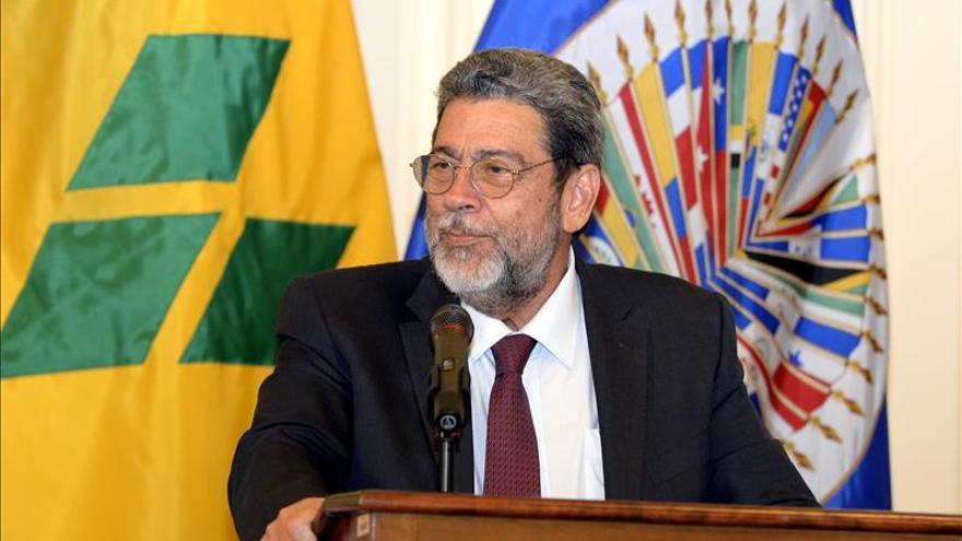 San Vicente y Granadinas celebrará elecciones generales el 9 diciembre