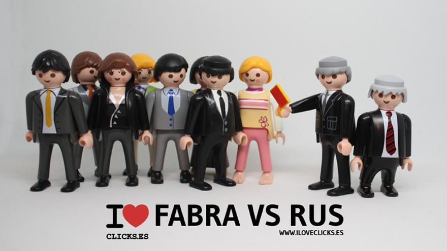 I love Fabra vs Rus