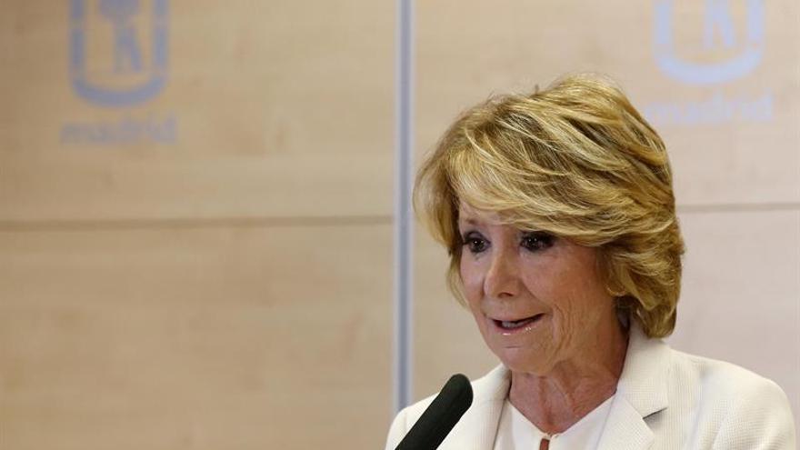 La secretaria de López Viejo no vio irregularidades en actos de Aguirre