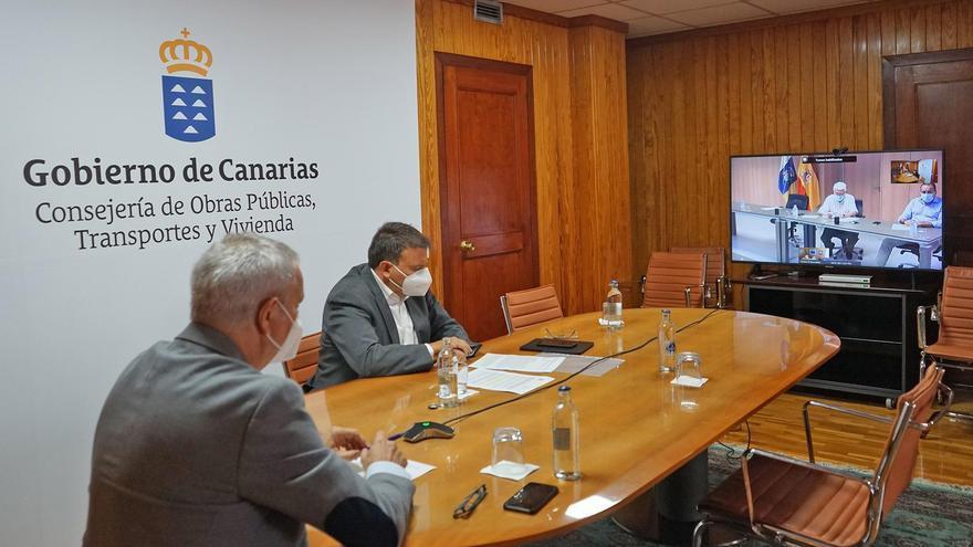 El Gobierno de Canarias trabaja con Puertos para establecer un corredor marítimo seguro para el turismo de cruceros
