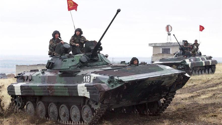 Kazajistán pone el Ejército en alerta tras un tiroteo en Almaty
