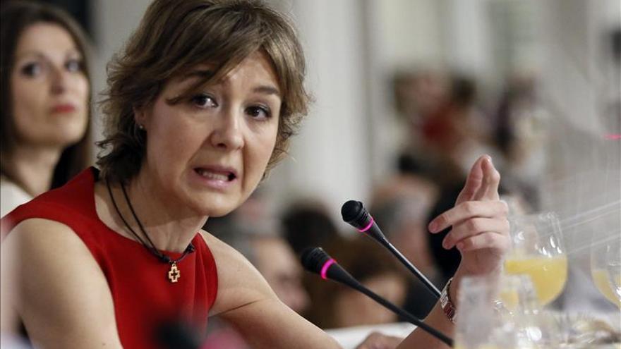La ministra García Tejerina.