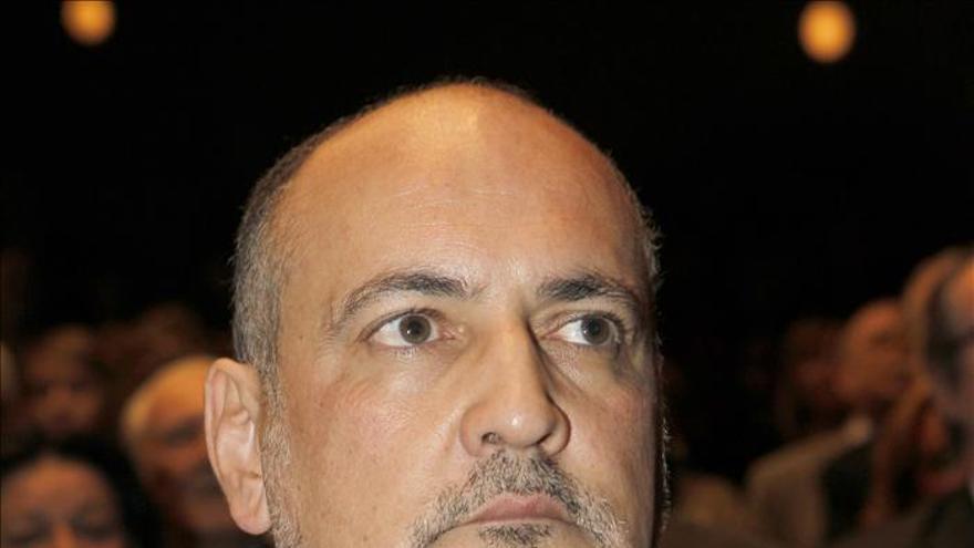 El presidente del Tribunal Constitucional, Francisco Pérez de los Cobos. EFE