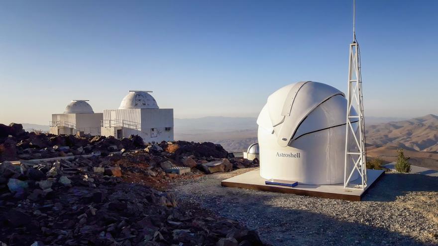 Un nuevo telescopio en Chile para proteger la Tierra de asteroides peligrosos