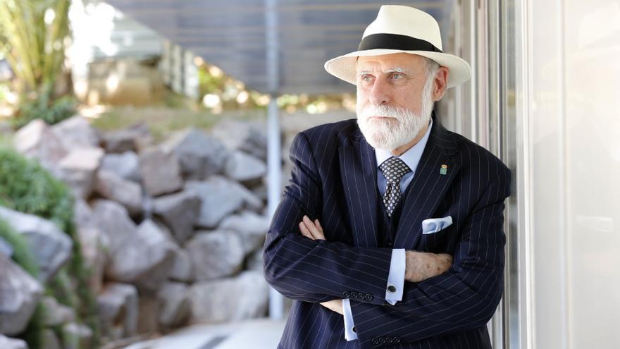 Vinton Cerf: Internet será sustituido por algo más barato y rápido