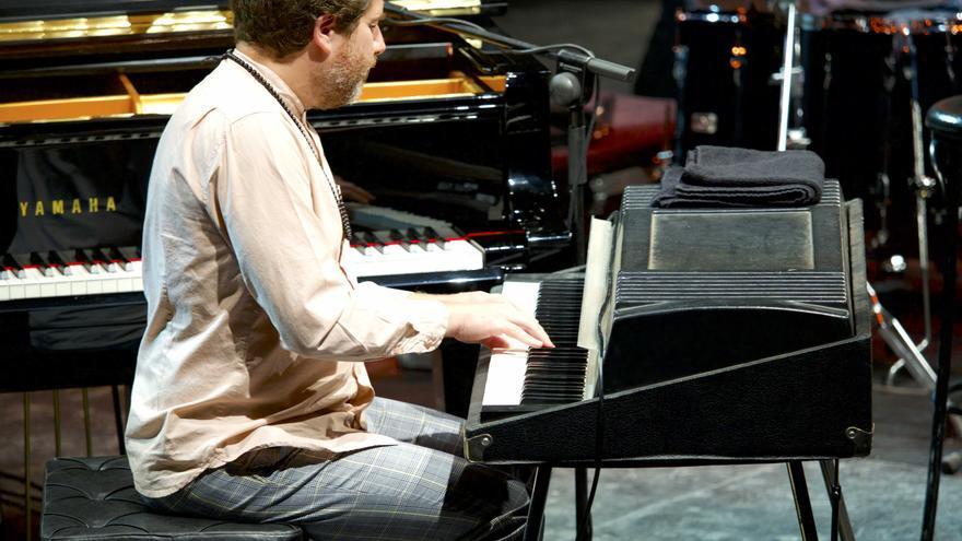 El pianista y teclista Kevin Hays/ GOIO VILLANUEVA