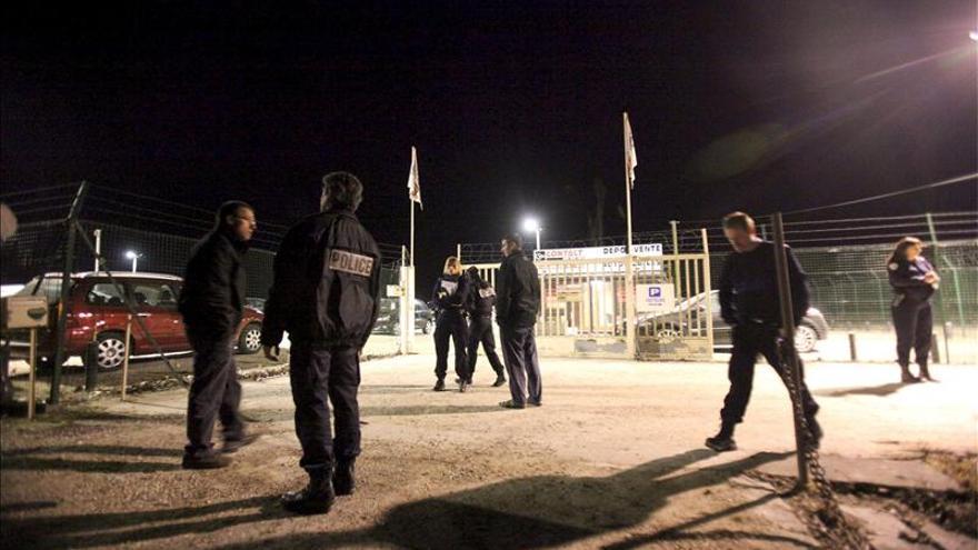 Seis detenidos en Francia en una operación contra ETA