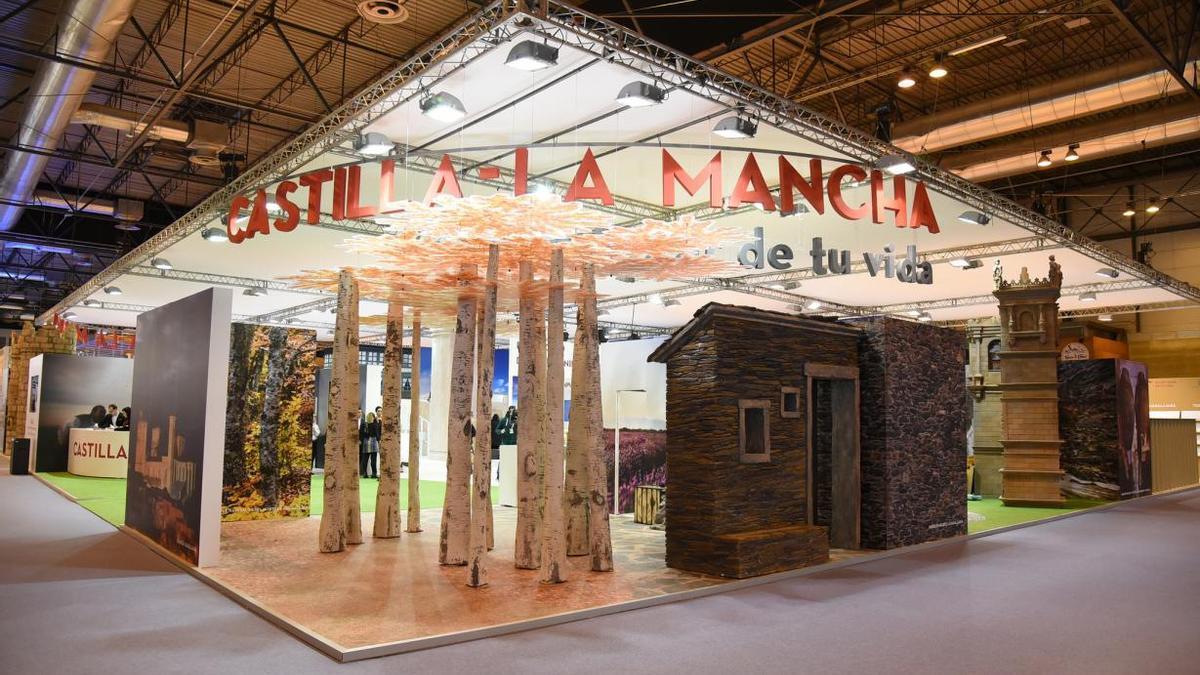 Stand FITUR Castilla-La Mancha