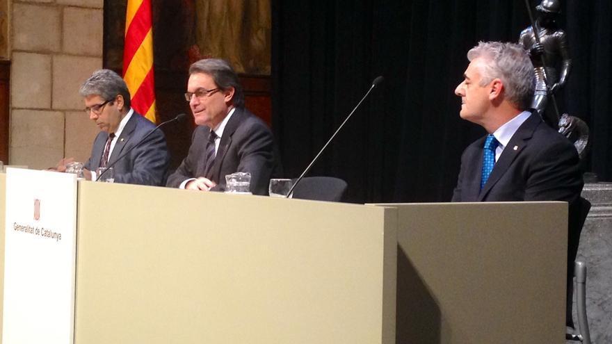 """Mas apuesta por un acuerdo Estado-Generalitat """"que diera confianza"""""""