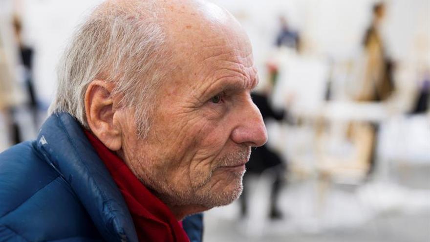 """Antonio López: """"El arte va como el mundo de la política, revuelto"""""""