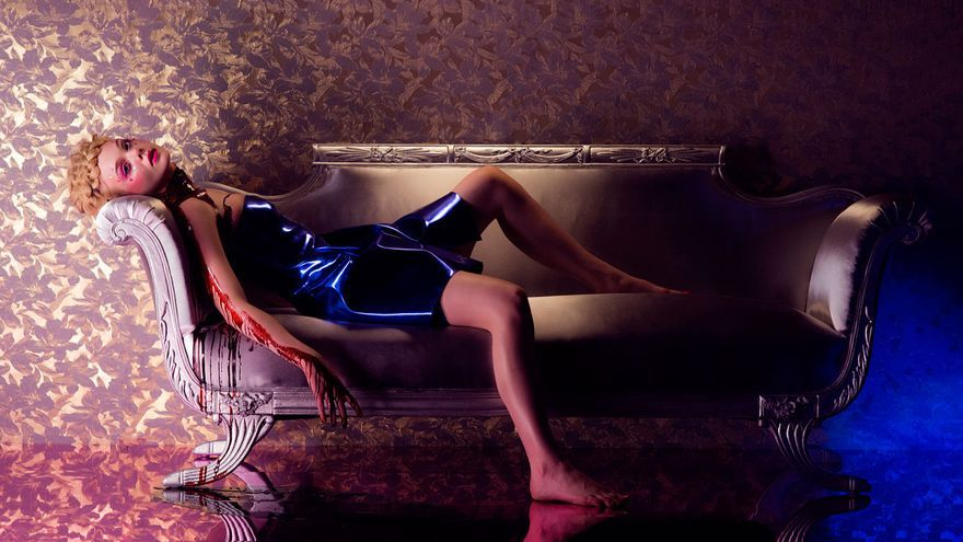 Fotograma de 'The Neon demon'