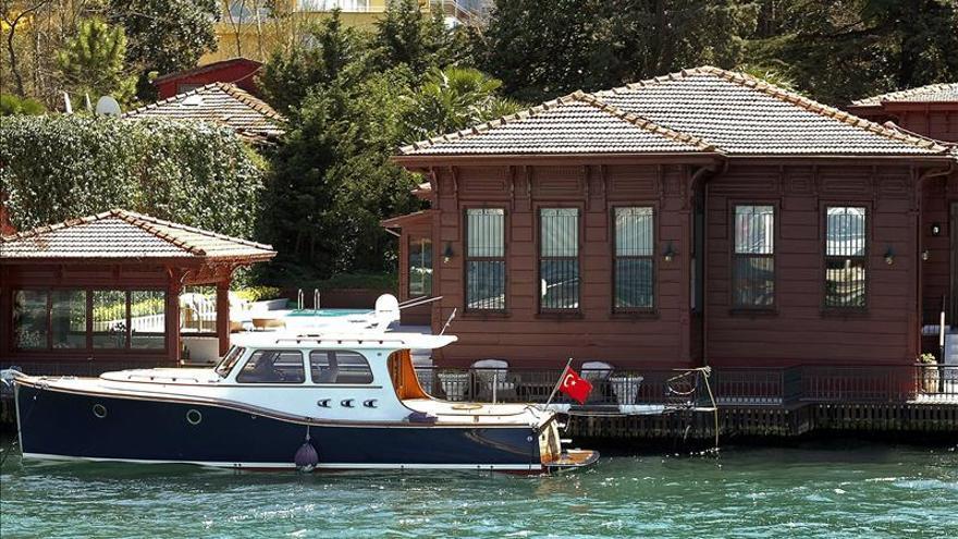 Embajadas y empresas compiten en Estambul por las casas más caras del mundo