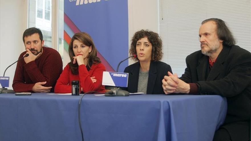En Marea asegura que no apoyará un gobierno en el que esté Ciudadanos
