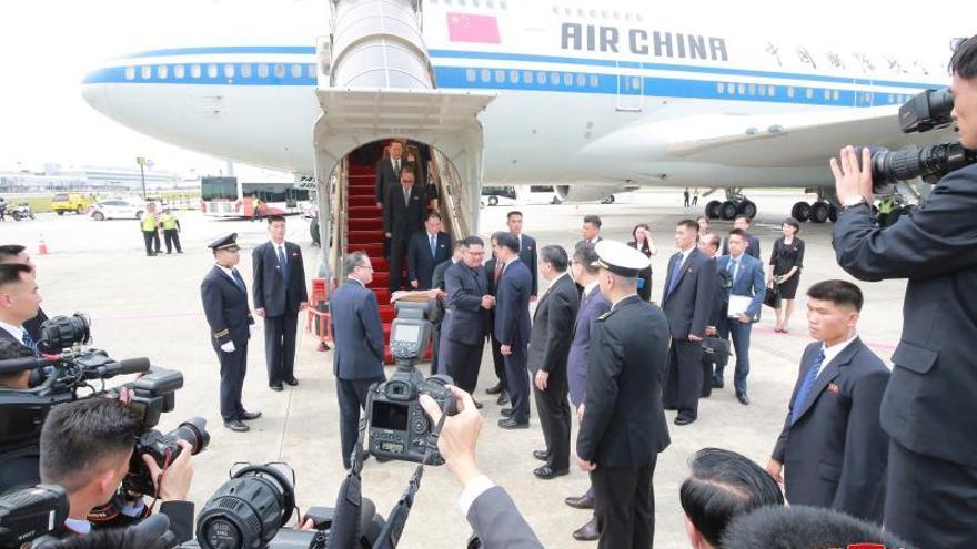 EEUU y Corea del Norte celebran una última reunión de trabajo antes de la cumbre