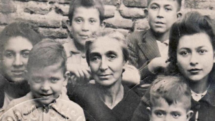 Timoteo Mendieta dejó mujer y seis hijos