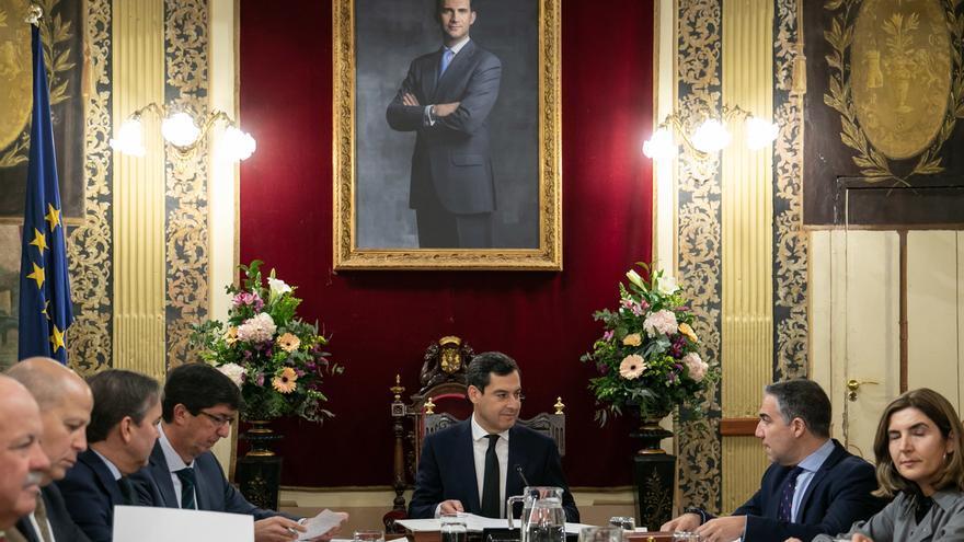 Priemer Consejo de Gobierno de Juan María Moreno Bonilla
