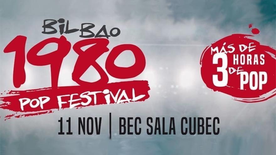 Artistas de los años 80 actuarán este sábado en el BEC para luchar contra el Párkinson en el 'Bilbao 1980 Pop Festival'