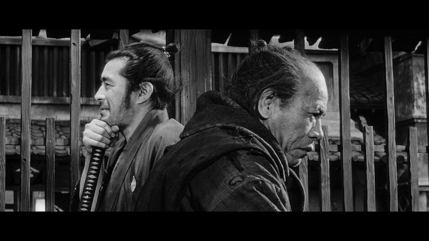 Inspirada en la novela de Dashiell Hammett 'Cosecha roja', Yojimbo' ha influido en filmes como 'Por un puñado de dólares', 'El último hombre' o 'Van Damme's Inferno'