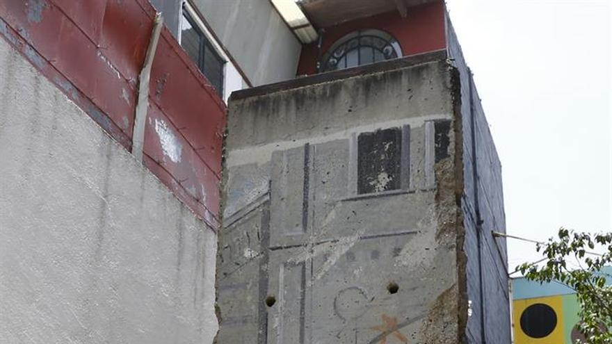 Subastan un fragmento del Muro de Berlín para preservarlo