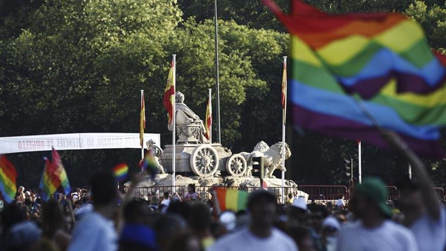 El Pleno de Madrid declara las fiestas del Orgullo de interés general