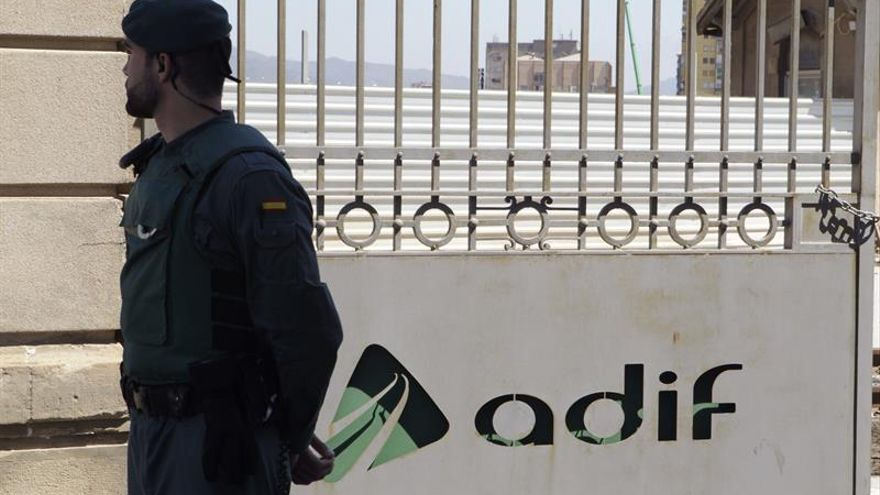 Varias detenciones y registros en una nueva operación por sobrecostes del AVE