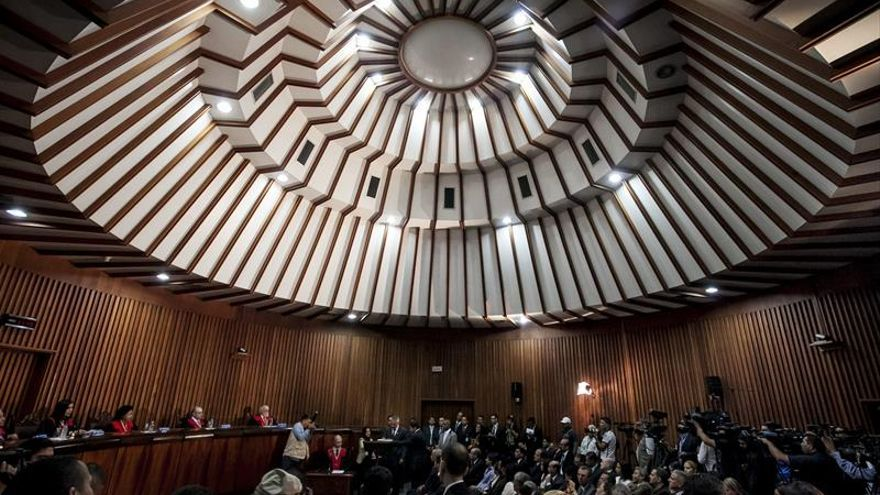 El Supremo venezolano anula la decisión parlamentaria de dejar sin efecto a jueces