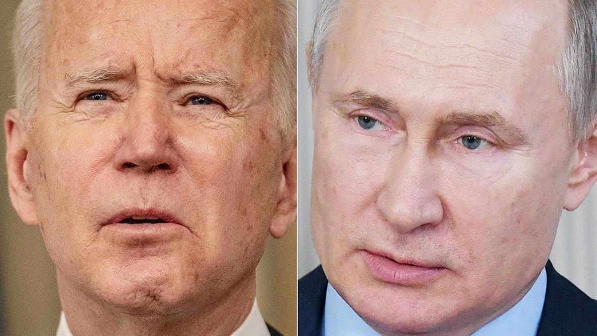 Biden y Putin se reunirán en junio en Ginebra