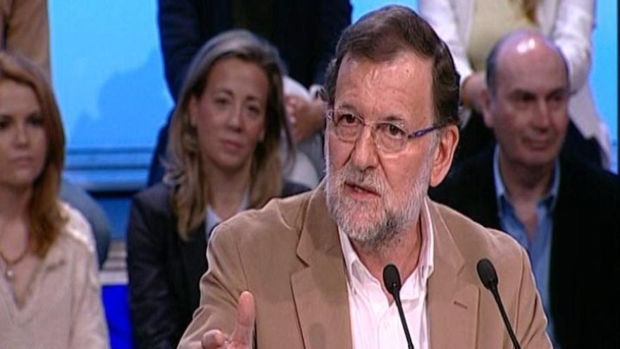 Rajoy asistirá el próximo 12 de mayo a un acto de campaña en Talavera de la Reina (Toledo)