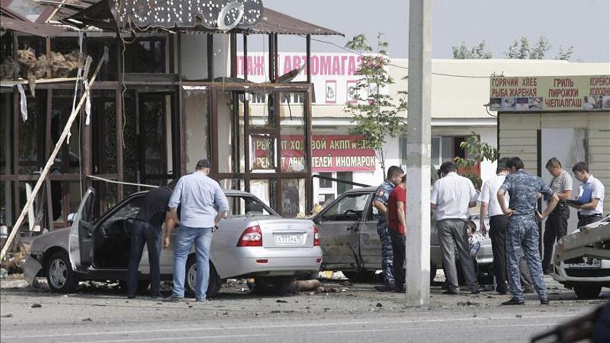 Matan a 12 guerrilleros en una operación especial en Chechenia