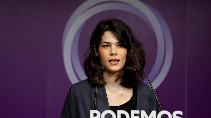 """Isa Serra ve un """"error"""" que Más Madrid rechace concurrir con Podemos el 4M"""