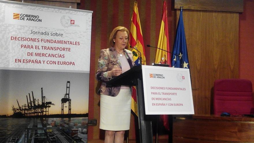 Rudi destaca el papel de Aragón para convertir España en el principal núcleo logístico del sur de Europa