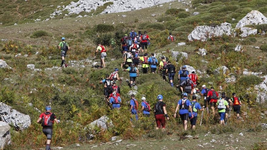 San Vicente de la Barquera celebra este fin de semana el VII 'Desafío Cantabria', con 700 participantes