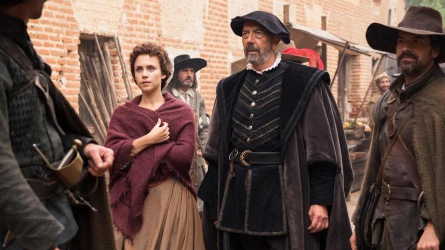 De la mano de Javier Olivares y Marc Vigil, la cuarta temporada de la serie volverá a estar producida por RTVE en colaboración con Globomedia (THE MEDIAPRO STUDIO) y Onza.