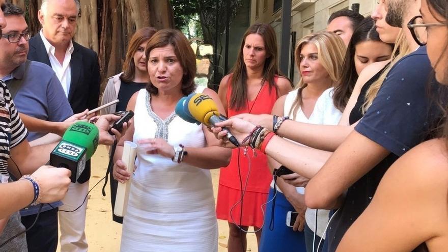 """El PP traslada a asociaciones que pueden denunciar ante la UE el """"ataque"""" y """"chantaje"""" del decreto de plurilingüismo"""