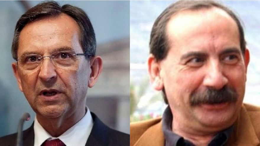 Antonio Castro y Julio Bonis