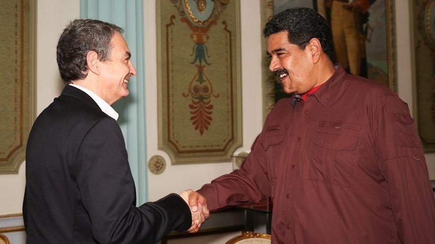 El Gobierno sigue confiando en Zapatero para interceder en favor de los presos en Venezuela